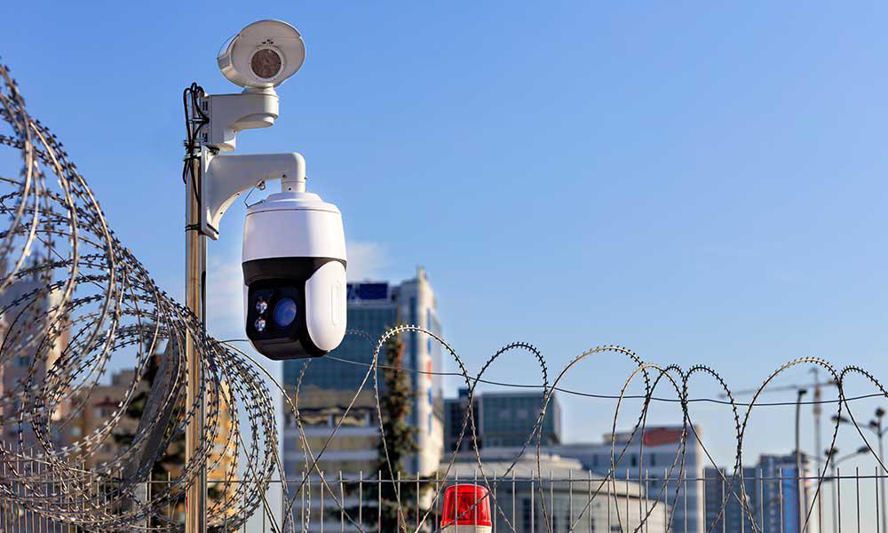 Perimeterüberwachung